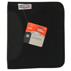 3-Ring Binder for Loose-Leaf Log Sheets  Black LB-004BK