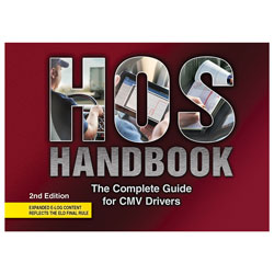 HOS Handbook Complete Guide for CMV Drivers