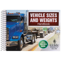 Vehicle Sizes and Weights Handbook 520H