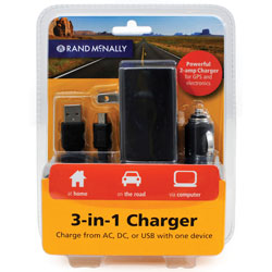 3-In-1 Universal GPS Charger 528002783