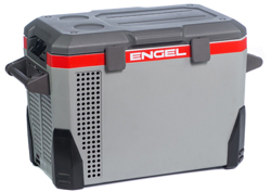 12 Volt Medium Large Engel AC/DC Fridge-Freezer 40 Quart MR040
