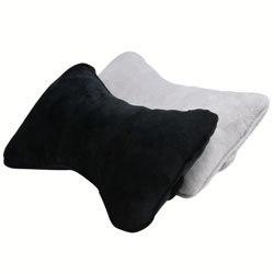 Headrest Pillow with Microfiber Cover Assorted Colors RP2806
