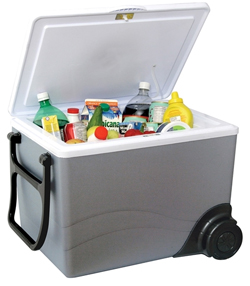 Kool Kaddy Wheeler Midsize 36 Quart Cooler W75