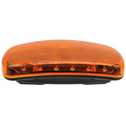 LED Warning Light with Magnet Mount - Amber Lens RP6350A