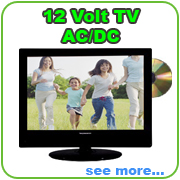 12 Volt TV DVD