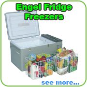 Engel Fridge Freezer
