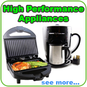 High Performance appliances by Power Hunt