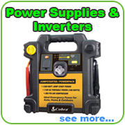 12-Volt Power Supplies and Inverters