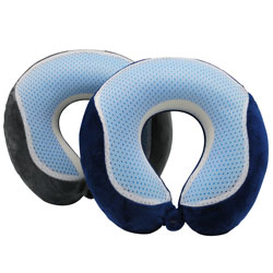 Cooling Gel Memory Foam Neck Pillow Assortment  BCO6878GEL