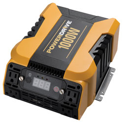 1000 Watt Bluetooth (R) Power Inverter with 4 AC  2 USB and APP