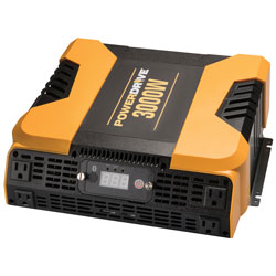 3000 Watt Bluetooth (R) Power Inverter with 4 AC  2 USB and APP