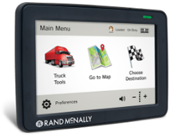 "Rand McNally 5"" IntelliRoute GPS TND530LM"