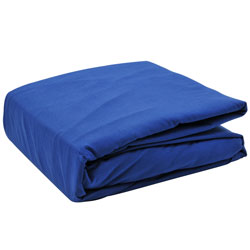42x80 4-Piece Sheet Set - Blue BCOTRKSHT42