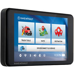 Rand McNally Navigation with 5 Display  WiFi and Low Profile Des
