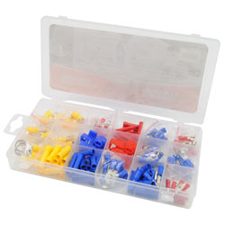 Wire Terminal Assortment 160-Pieces RP-5213